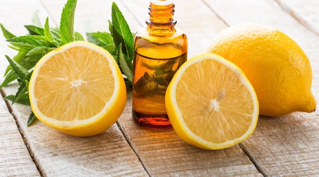 масло лимона