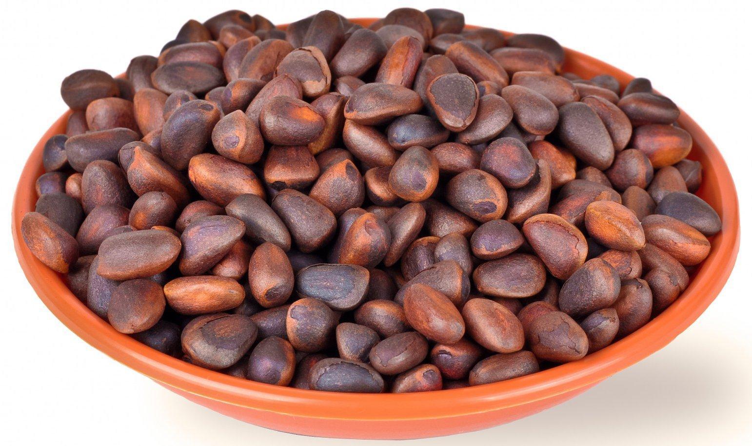 кедровые орехи