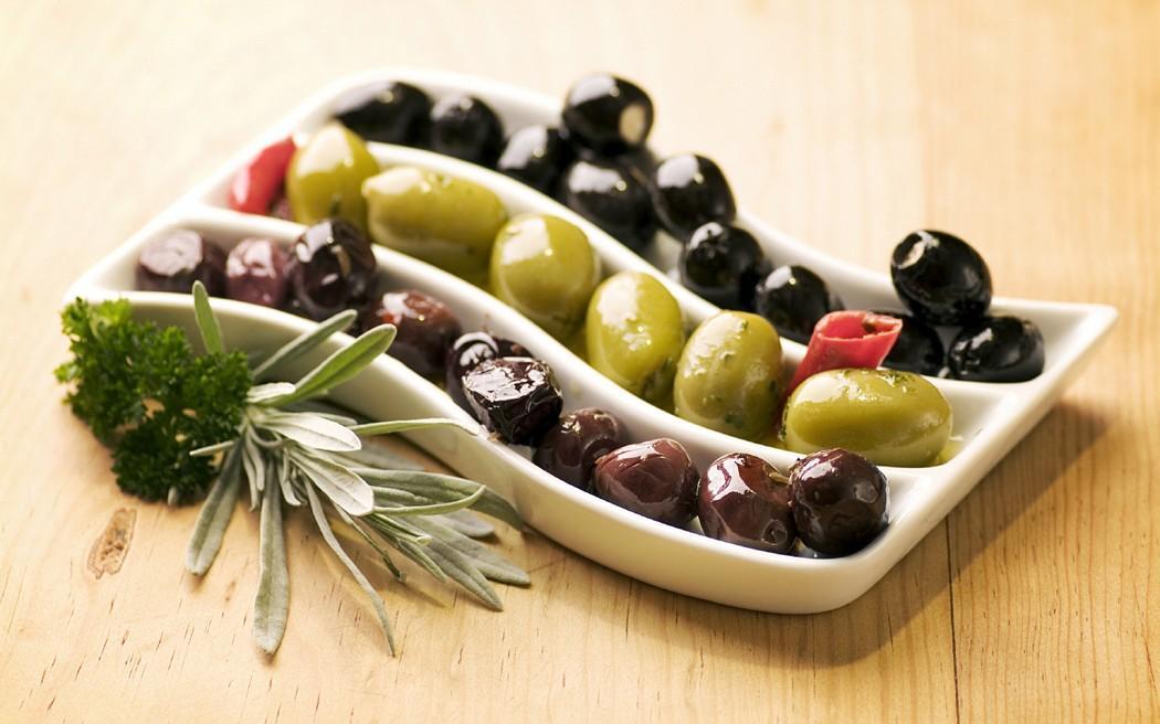 оливки и маслины в чем отличие