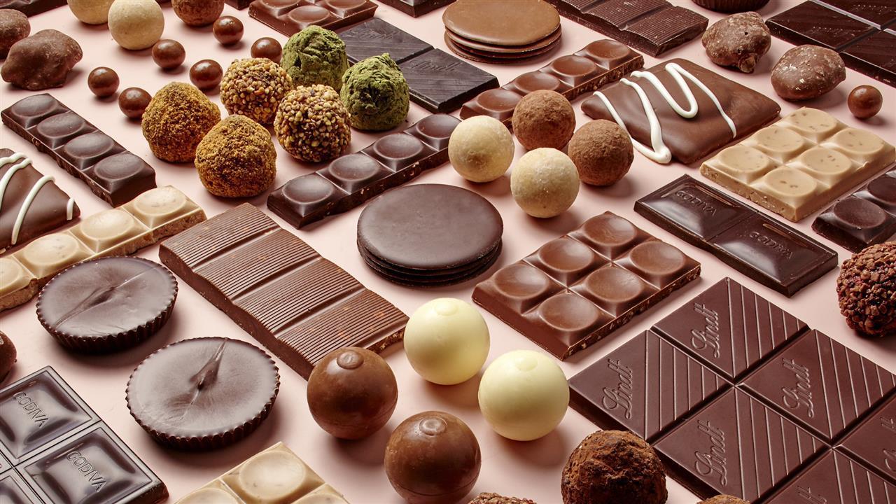 почему горит шоколад
